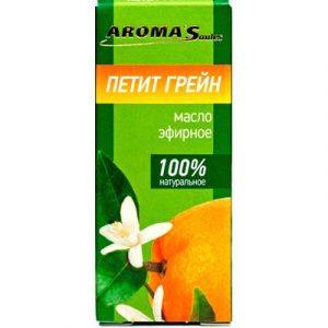 Эфирное масло Aroma Saules Петит грейн