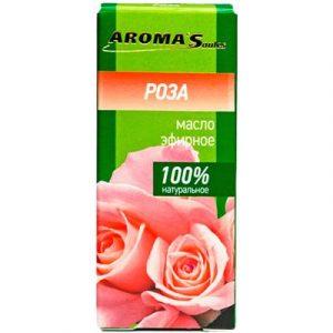 Эфирное масло Aroma Saules Роза