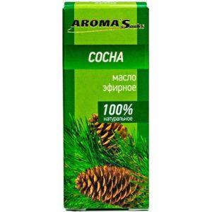 Эфирное масло Aroma Saules Сосна