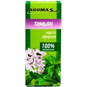 Эфирное масло Aroma Saules Тимьян