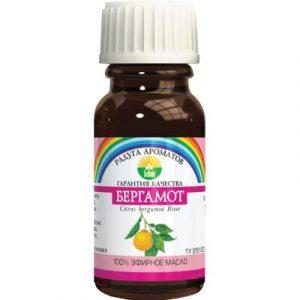 Эфирное масло Радуга ароматов Бергамот