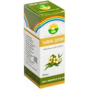 Эфирное масло Радуга ароматов Чайное дерево