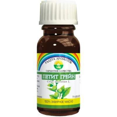 Эфирное масло Радуга ароматов Петит грейна