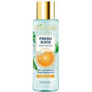 Эссенция для лица Bielenda Fresh Juice увлажняющая гидроэссенция апельсин
