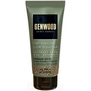 Гель для бритья Estel Alpha Homme Genwood