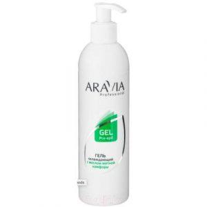 Гель для депиляции Aravia Professional охлаждающий с маслом мятной камфоры