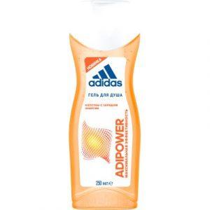 Гель для душа Adidas Adipower