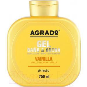 Гель для душа Agrado Bath Gel Vanilla