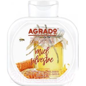 Гель для душа Agrado Bath & Shower Gel Wild Honey