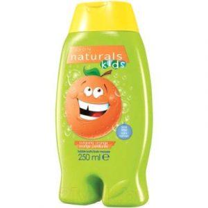 Гель для душа детский Avon Гель-пена Оранжевое настроение