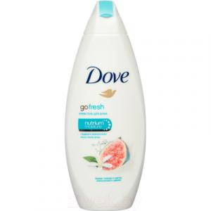 Гель для душа Dove Инжир и лепестки апельсина