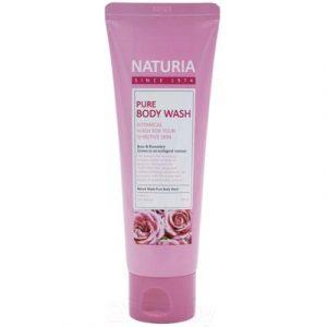 Гель для душа Evas Naturia Pure Body Wash Rose & Rosemary