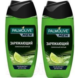 Гель для душа Palmolive Men заряжающий лимонный взрыв 2 в 1