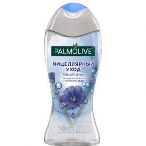 Гель для душа Palmolive Мицеллярный уход с мицеллярной водой и экстрактом льна