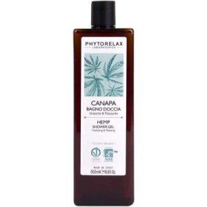 Гель для душа Phytorelax С конопляным маслом увлажнение и расслабление