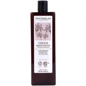 Гель для душа Phytorelax С маслом кокоса