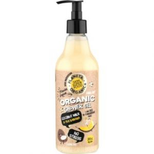 Гель для душа Planeta Organica Skin Super Food No Stress