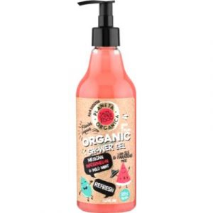 Гель для душа Planeta Organica Skin Super Food Refresh