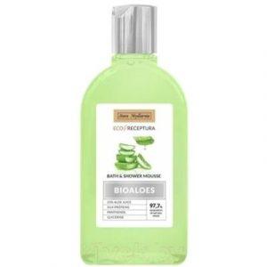 Гель для душа Stara Mydlarnia Ecoreceptura Bioaloes Bath&Shower Mousse