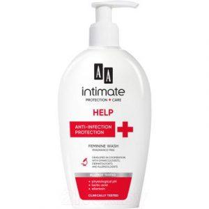 Гель для интимной гигиены AA Intimate Help жидкость