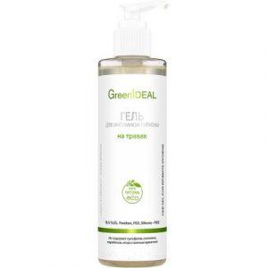 Гель для интимной гигиены GreenIdeal на травах натуральный бессульфатный