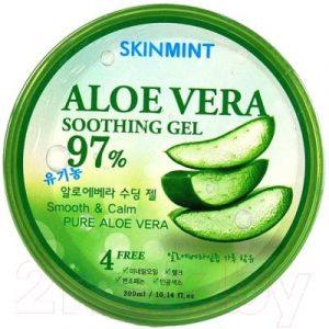 Гель для лица Ekel Skinmint Aloe Vera Soothin 97%