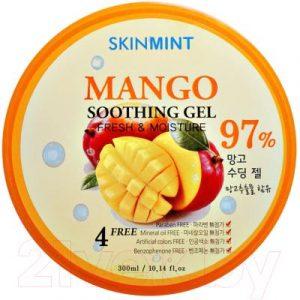 Гель для лица Ekel Skinmint с экстрактом манго 97% для лица и тела