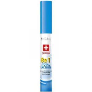 Гель для ресниц Eveline Cosmetics Lash Therapy Professional Total Action 8 в 1