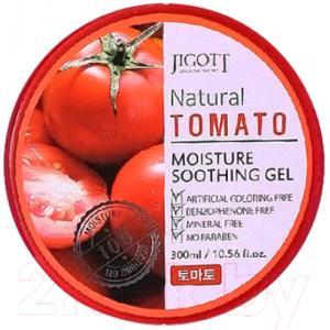 Гель для тела Jigott Natural Увлажняющий успокаивающий с экстрактом томата
