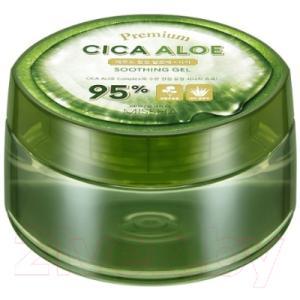 Гель для тела Missha Premium Cica Aloe Soothing успокаивающий