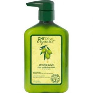 Гель для укладки волос CHI Olive Organics Styling Glaze Light To Medium Hold