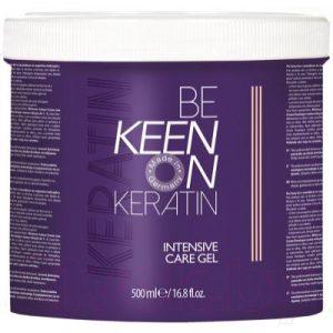 Гель для укладки волос KEEN Интенсивный уход с кератином фаза 1