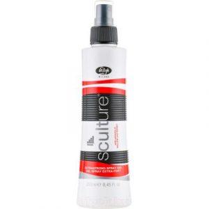 Гель для укладки волос Lisap Sculture Extrastrong Spray Gel экстра сильной фиксации