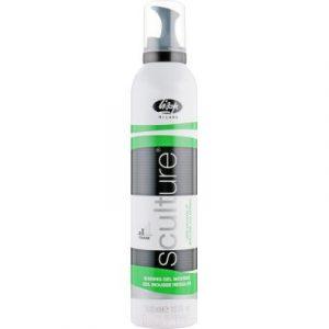 Гель для укладки волос Lisap Sculture Shining Gel Mousse для блеска нормальной фиксации