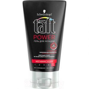 Гель для укладки волос Taft Power