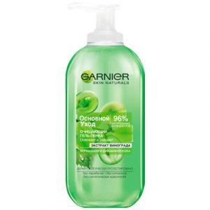 Гель для умывания Garnier Основной уход для нормальной и смешанной кожи