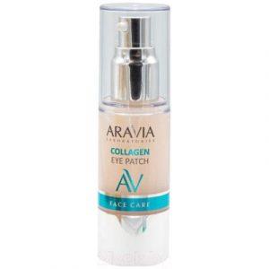 Гель для век Aravia Collagen Eye Patch жидкие патчи