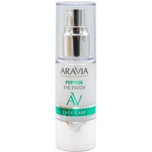 Гель для век Aravia Peptide Eye Patch жидкие патчи