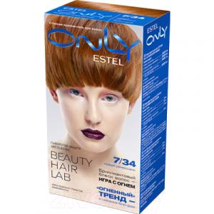 Гель-краска для волос Estel Only 7/34