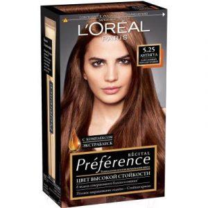 Гель-краска для волос L'Oreal Paris Preference 5.25 Антигуа