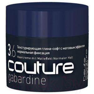Глина для укладки волос Estel Gabardine Haute Couture с матовым эффектом нормальная фиксация
