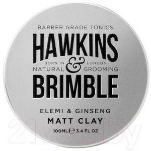 Глина для укладки волос Hawkins & Brimble Elemi & Ginseng Matt Clay