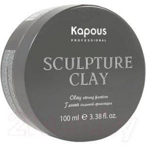Глина для укладки волос Kapous Sculpture Clay Styling нормальной фиксации