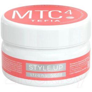 Глина для укладки волос Tefia Style.Up Матовая сильной фиксации