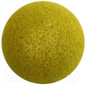 Губка для лица After Spa Turmeric Konjac Sponge