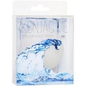 Губка для лица Beauty Bar Beauty Me Konjac воздушный спонж натуральный