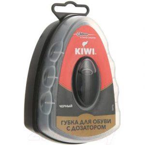 Губка для обуви Kiwi Express Shine с дозатором