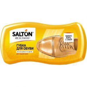 Губка для обуви Salton Волна для гладкой кожи
