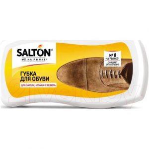 Губка для обуви Salton Волна для нубука