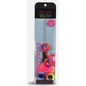 Кисть для окрашивания волос FRAMAR Pin Tail Brush Pink